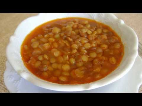 Суп из зеленой чечевицы. Как приготовить чечевицу. Yeşil mercmek çorbasi nasıl yapılır
