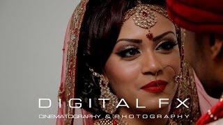 Muslim Wedding Cinematic Highlights l London l Shad & Sonia