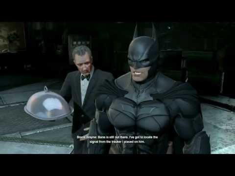 Batman Arkham Origins - PC Mods -
