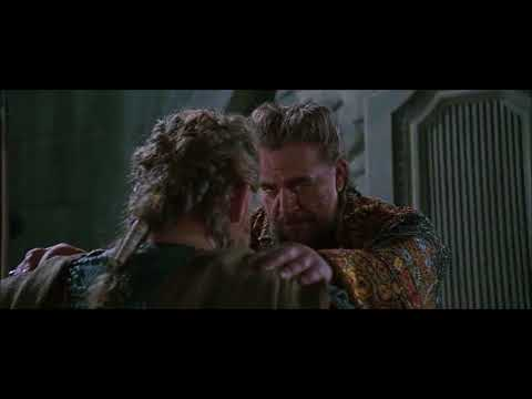Agamemnon Talks To Menelaus - Troy [Director's Cut] HD