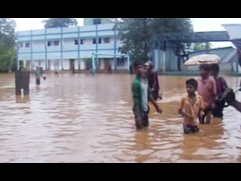 High flood situation alert issued in Odisha