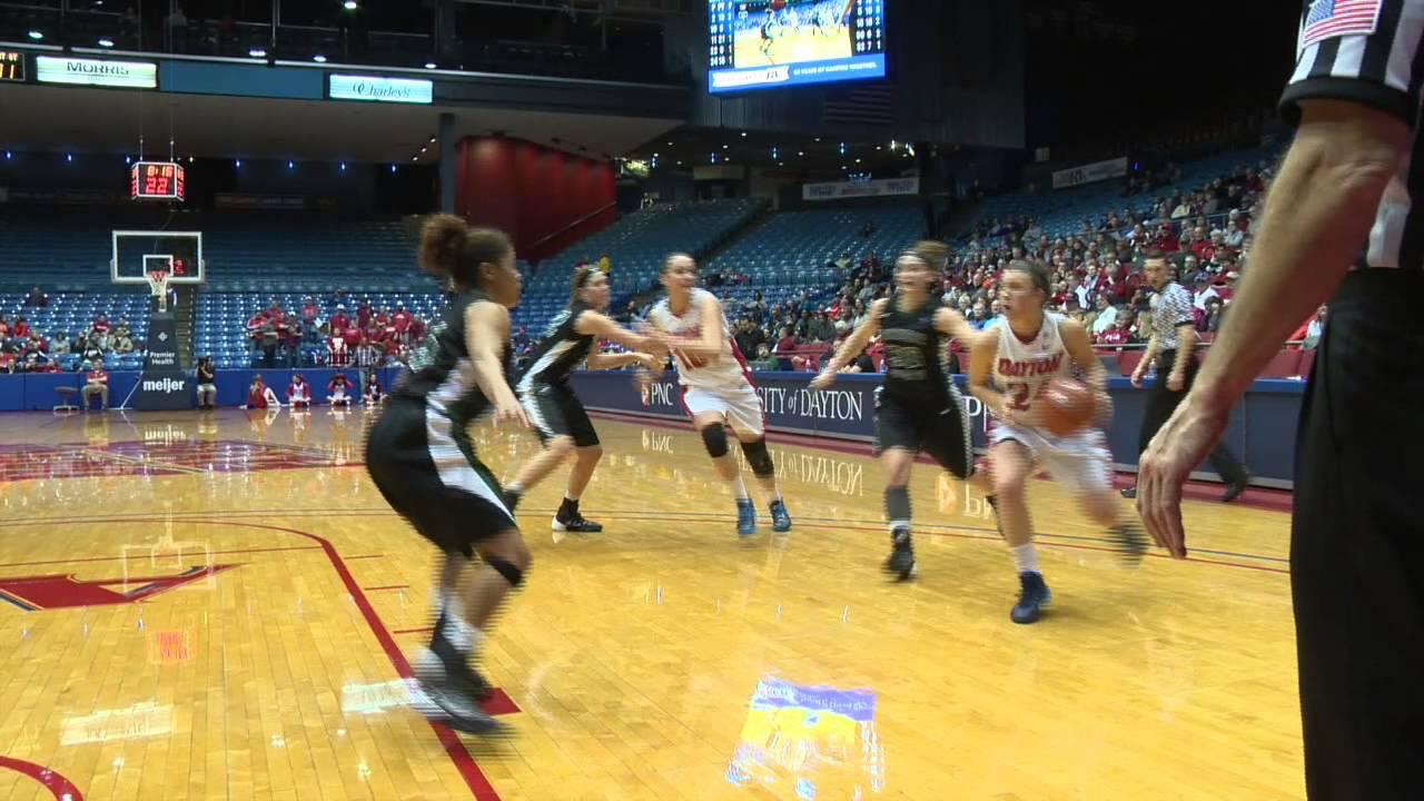 University of Dayton Women s Basketball Wright State ...