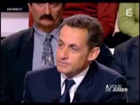 Sarkozy Nicolas : A vous de juger (Arlette Chabot)