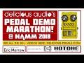Dwarfcraft - Devices Hax 2 (NAMM 2018 Pedal Demo Marathon)