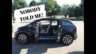 BMWi3 | 5 THINGS NOBODY TOLD ME...& 5 things I love!