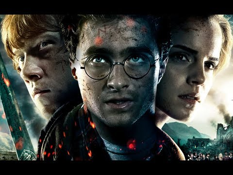 Harry Potter video (all movies)
