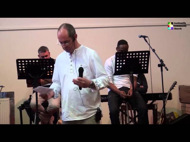 Castlemilk Community Church: Kay's Baptism Day (Final Version)