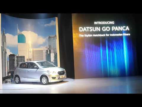Lounching Datsun GO Panca hatchback Rajamobil.com