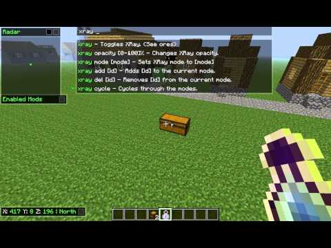 Minecraft 1.6.2 Nodus Tutorial [Download][Hack][German][Funktionen]
