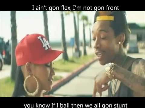 Wiz Khalifa - Roll Up (official Video W  Lyrics) video