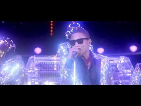 Daft Punk ft. Pharrell Williams - Lose Yourself to Dance (FULL VIDEO)