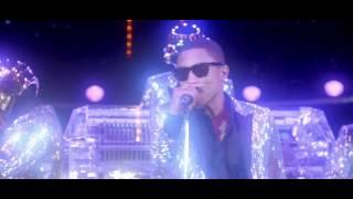 Pharrell Video - Daft Punk ft. Pharrell Williams - Lose Yourself to Dance (FULL VIDEO)