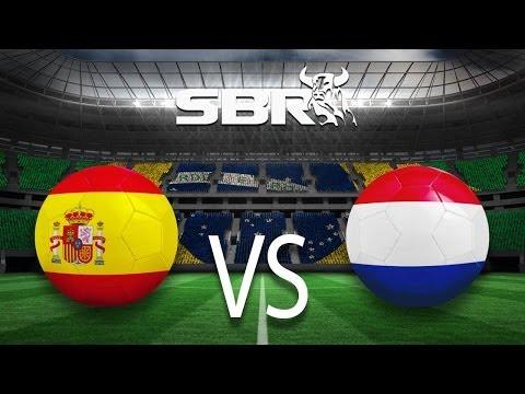 España vs Holanda   Mundial Brasil 2014   Pronósticos Deportivos