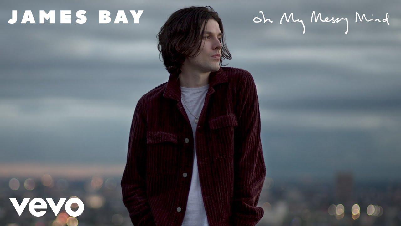 "James Bay - 新譜EP「Oh My Messy Mind」2019年5月10日配信開始 ""Break My Heart Right""など2曲の試聴音源を公開 thm Music info Clip"