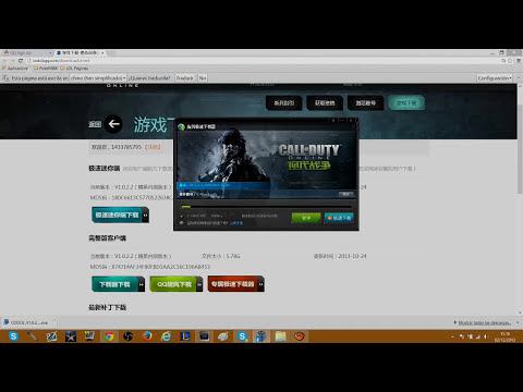 Descarga el NUEVO Call of Duty Online CHINO | PokeR988