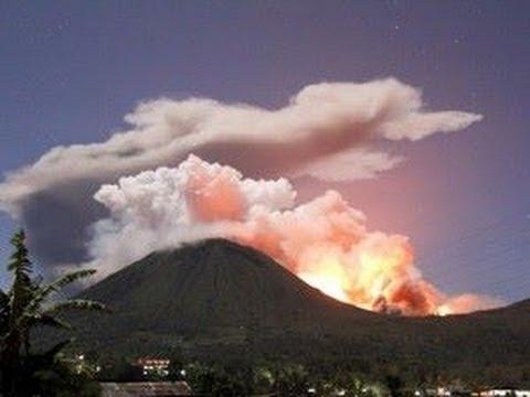 Letusan Gunung Merapi Meletus Hari Ini 18 November 2013