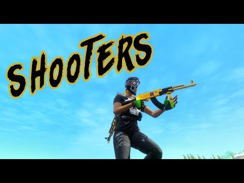 H1Z1 Montage - Shooters