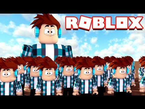 Roblox - FÁBRICA DE CLONES DO AUTHENTIC !! (Clone Tycoon 2)