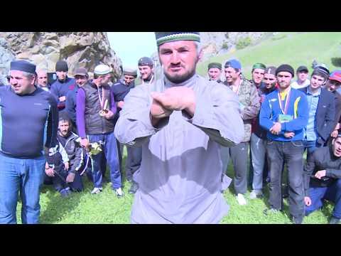 رجل داغستاني يملك قوة ربانية غير عادية