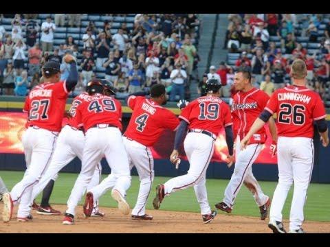 Atlanta Braves 2015 Highlights