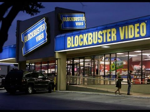 Blockbuster Stores Officially Closing - AMC Movie News