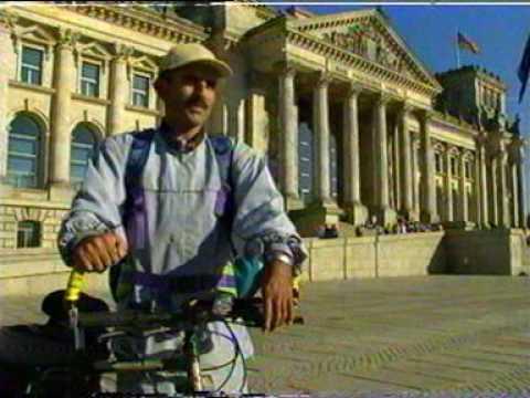 Afghan Cyclist