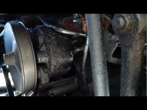How To Replace Power Steering Pump On GMC Safari Or Astro Van