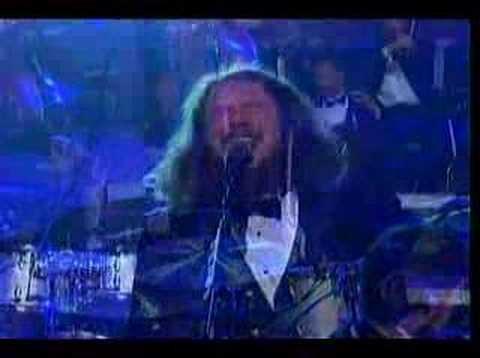 My Morning Jacket on Letterman June 8 2006