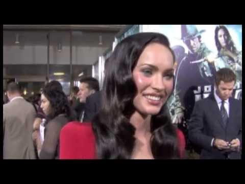 Megan Fox Interview - Jonah Hex