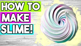 How to Make SLIME for Beginners! 3 Satisfying Viral Slime Ideas!