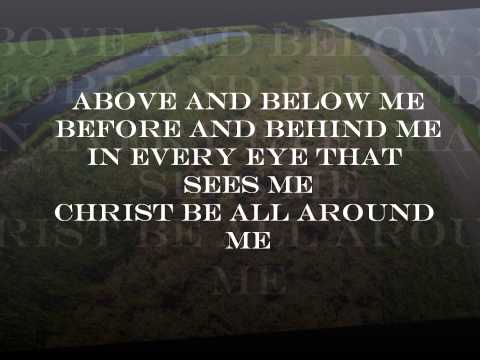 All Sons And Daughters - Christ Be All Around Me