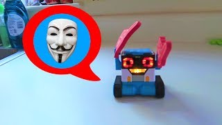 Game Master Hacked MiBro! Project Zorgo is in Twin Toys Fam House!