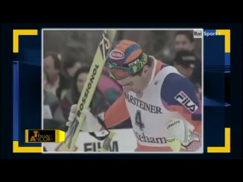 Ski alpino Tomba 1993 WC slalom