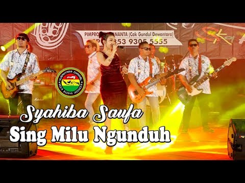 Sing Milu Ngunduh - Syahiba Saufa  (Official Music Video)