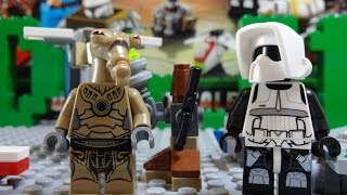 "Stop Motion ""LEGO STAR WARS 2013 ADVENT CALENDAR"" 3rd Week"