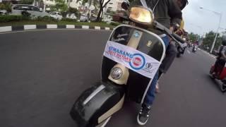 Semarang Mods Mayday 2016. Rolling Time!!
