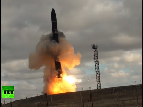 Video: Russia conducts surprise missile defense readiness drill