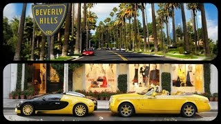 Rodeo Drive & Beverly Hills Tour