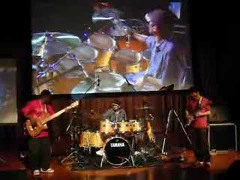 Jun Kung Drums Clinic (excerpt)