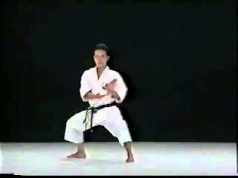 Kata   Seienchin  shito ryu karate