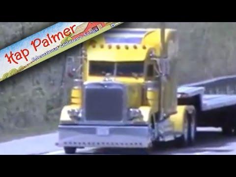 Truck Drivers Song - Hap Palmer