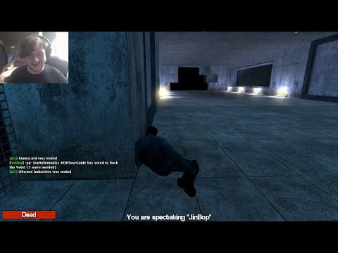 Garry's Mod Death Run : RUN OR DIE?! (Funny Moments!)