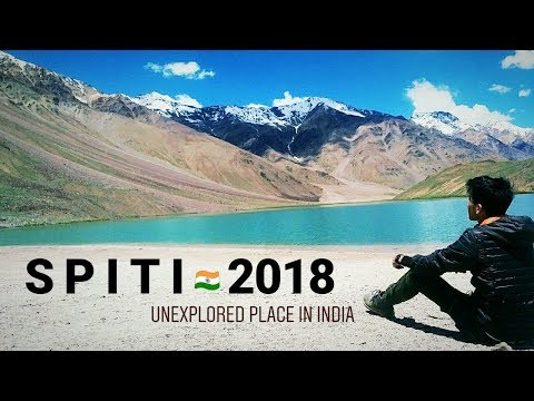 SPITI VALLEY - UNEXPLORED PLACE IN INDIA | Solo Travel 2018