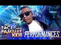 Your Face Sounds Familiar Kids: Alonzo Muhlach as Silento - Watch Me (WhipNae Nae)
