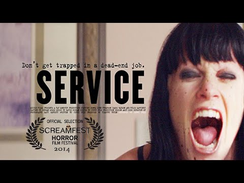 SERVICE | SCARY SHORT HORROR FILM | SCREAMFEST