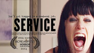 SERVICE | SCARY SHORT HORROR FILM | SCREAMFEST