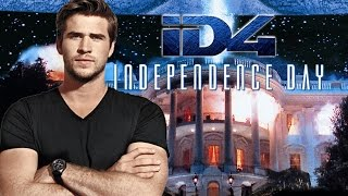 video According to reports, the upcoming INDEPENDENCE DAY 2 has offered a leading role to HUNGER GAMES actor Liam Hemsworth, brother of THOR, Chris Hemsworth. Jeff Goldblum and Bill Pullman ...