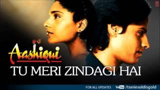 Tu Meri Zindagi Hai Full Song (Audio) | Aashiqui | Rahul Roy, Anu Agarwal