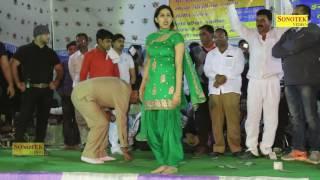 छोटे लड़के ने किया सपना को पागल स्टेज पे - Sapna New Stage Dance || Sapna Chaudahary