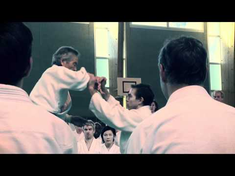 TA A72 TAMURA Nobuyoshi Shihan Stage Aikido &Atilde;&nbsp; Compi&Atilde;&uml;gne Janvier 2010 on Vimeo